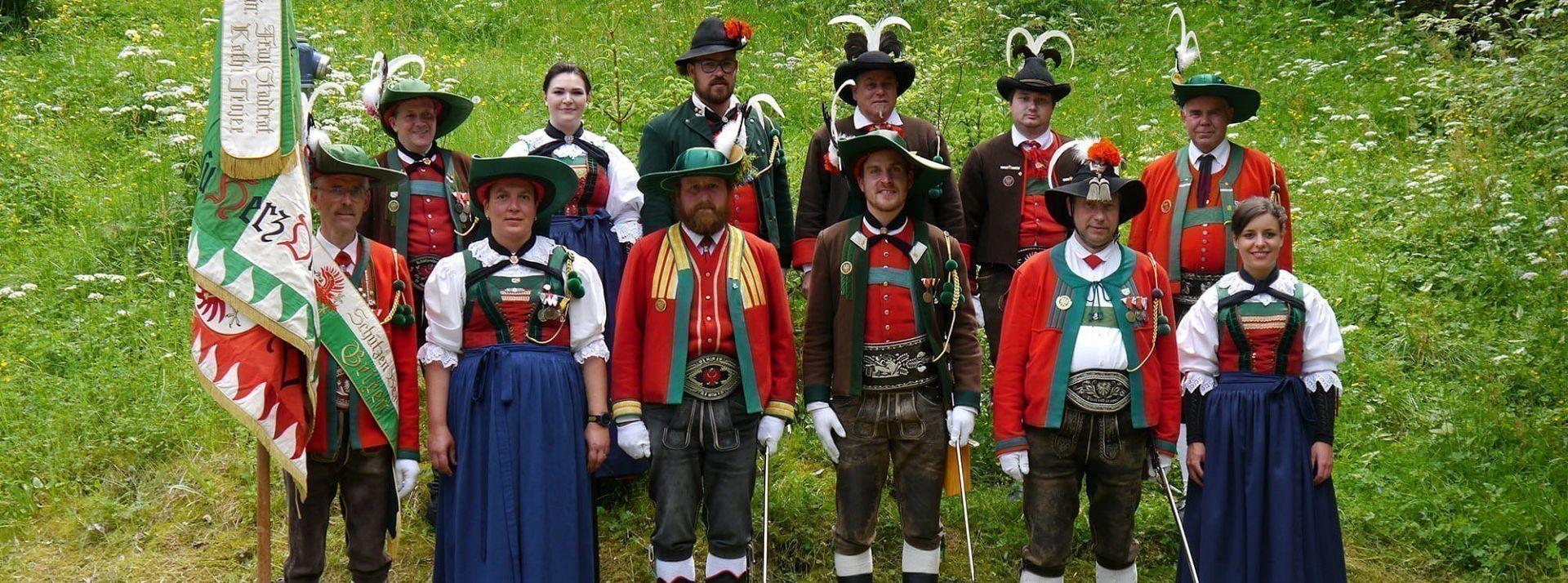 Bezirksleitung Schützenbezirk Brixen