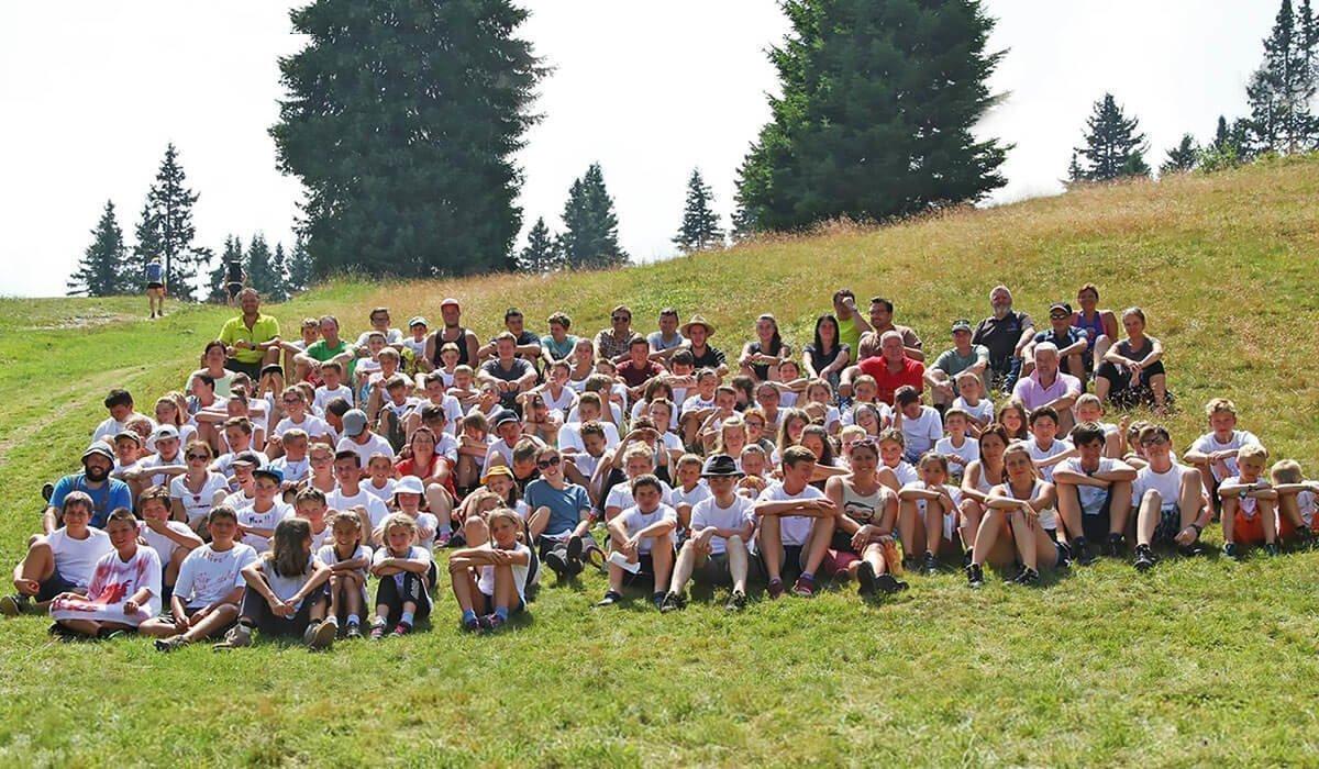 Die Jugend im Schützenbezirk Brixen