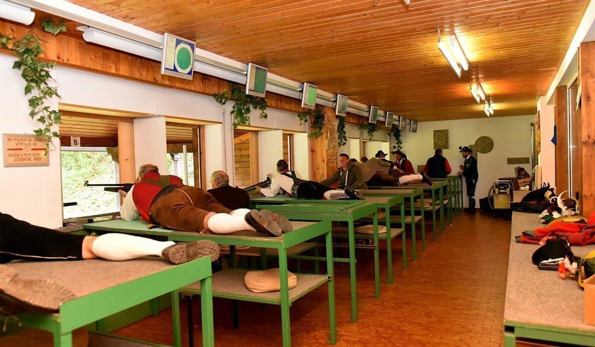 Schießwesen des Schützenbezirks Brixen