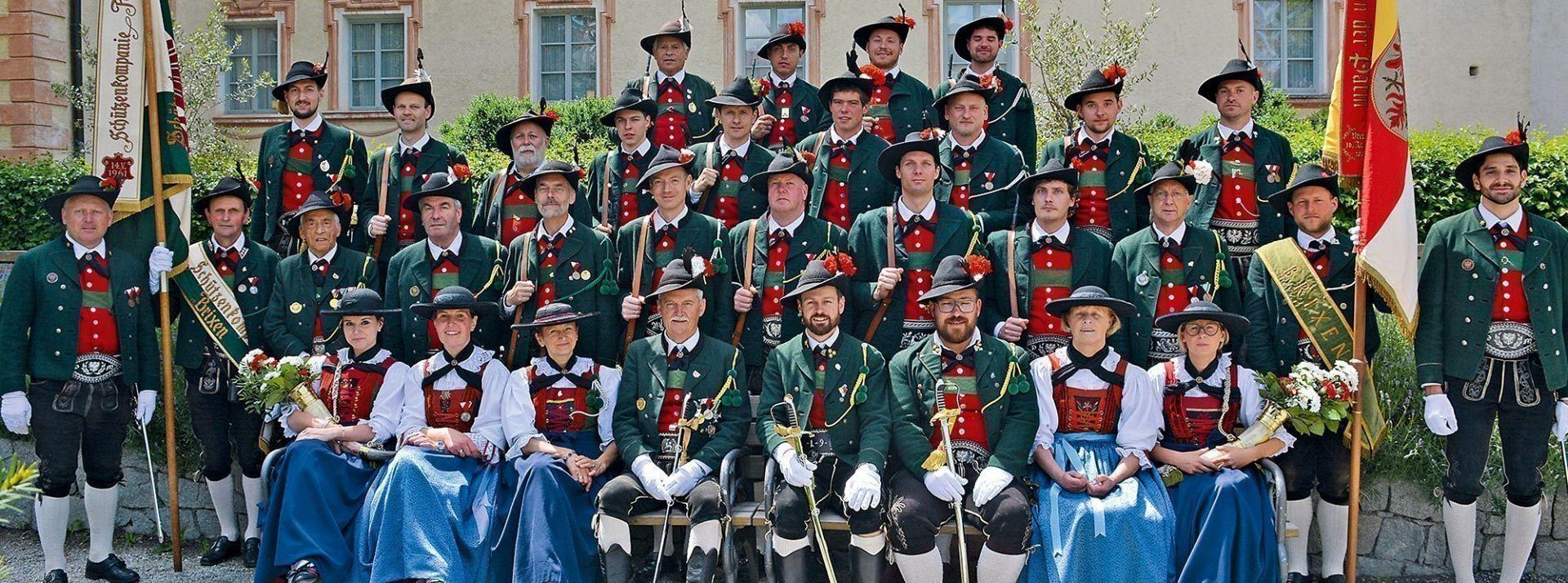 Schützenkompanie Peter Mayr Brixen