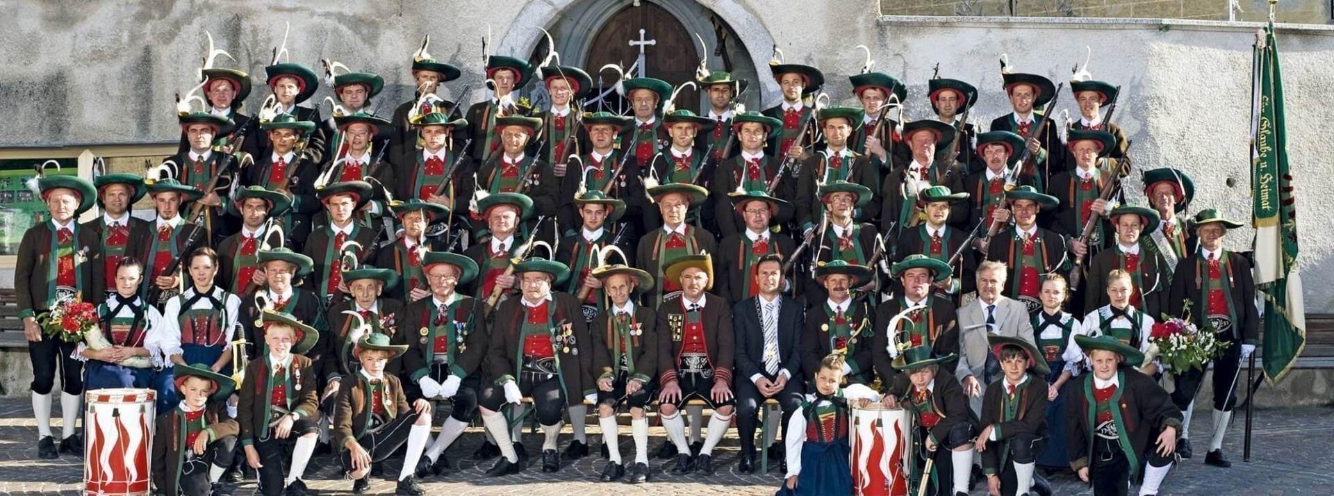 Schützenkompanie Alte Pfarre Natz