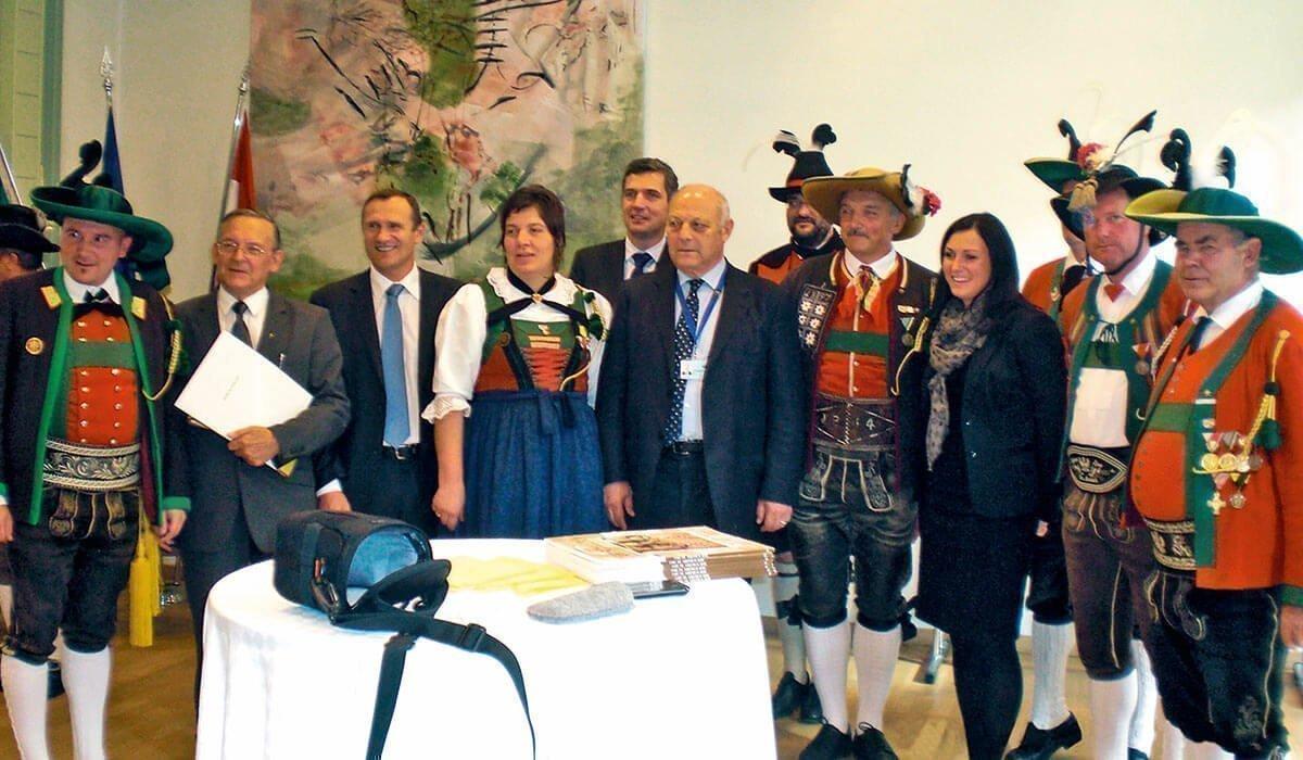 Tätigkeiten - Eigene Aufgaben und Initiativen des Schützenbezirks Brixen